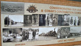 Picture relating to Cobar - titled 'War years history Cobar'