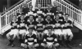 Picture relating to Charters Towers - titled 'All Souls school rugby team, Charters Towers, 1924'