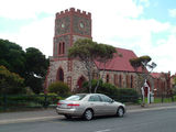 Picture relating to Port Elliot - titled 'St. Judes Church Port Elliot'