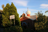 Picture relating to Hobart - titled ' Russian Orthodox Church - West Hobart'
