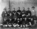 Picture relating to Charters Towers - titled 'Charters Towers Representative Rugby Union Team, 1898'