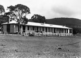 Picture relating to Acton - titled 'Canberra Community Hospital, Acton.'