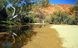Picture relating to Trephina Gorge - titled 'Trephina Gorge river walk'
