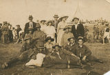 Picture relating to Enoggera - titled 'Enoggera Army Camp'