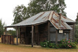 Picture relating to Boondooma Historic - titled 'Brownie's hut at Boondooma Homestead complex'