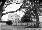 Picture relating to Yarralumla - titled 'Government House, Yarralumla from the South.'