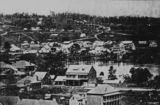 Picture of / about 'Brisbane' Queensland - Early view of Brisbane, ca. 1866