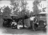 Picture relating to Mareeba - titled 'Picnic at Mareeba, 1910-1920'