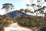 Picture relating to Chichester Range - titled 'Peak Charles south west of Norseman, WA'
