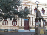 Picture relating to Maryborough - titled 'Maryborough Town Hall and drinking fountain'