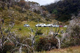 Picture relating to Dead Horse Gap - titled 'Dead Horse Gap carpark'