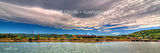 Picture relating to Gosford - titled 'Gosford.  Vivid Cloudscape.Art photo digital download and wallpaper screensaver'