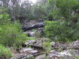 Picture relating to Yabba Falls - titled 'Booloumba Creek Falls'