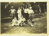 Picture relating to Coopers Plains - titled 'Atkins Family Coopers Plains'