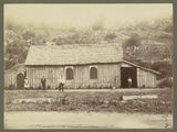 Picture relating to Palm Island - titled 'Local church on Palm Island, Queensland'