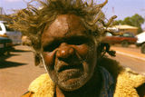Picture relating to Coober Pedy - titled 'Bad Hair Day !'