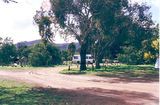 Picture relating to Mount Stapylton - titled 'Mount Stapylton Camp Ground, Grampians National Park'