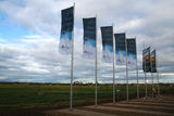 Picture of / about 'Werribee' Victoria - Derrimut Road flags