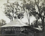 Picture of / about 'Dillalah' Queensland - Dining tent at the shooting camp, Dillalah, August 1907