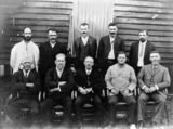 Picture of / about 'Kilcoy' Queensland - Group of businessmen at Kilcoy