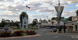Picture relating to Junee - titled 'Junee business centre'