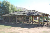 Picture relating to Rainbow - titled 'Rainbow Yurunga Shade House reconstruction 4'