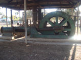 Picture relating to Norseman - titled 'Norseman gold mine winch (view 2 of 3)'