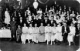 Picture relating to Canungra - titled 'Canungra Choral Society, ca. 1924'