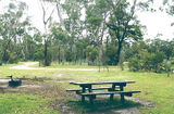 Picture relating to Grampians National Park - titled 'Grampians National Park: Boreang Camp Ground'