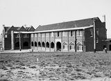 Picture relating to Red Hill - titled 'Church of England Boys Grammar School, Flinders Way, Red Hill.'