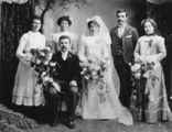 Picture relating to Queensland - titled 'Wedding of Martin and Elizabeth Blunck'