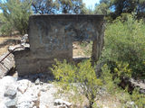 Picture relating to Wallaroo Mine - titled 'Wallaroo Mine- Office shaft engine house ruin'