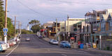 Picture relating to Point Lonsdale - titled 'Point Lonsdale Main Street'