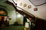 Picture relating to Chichester Range - titled 'Staircase, Palace Hotel, Kalgoorlie, WA'