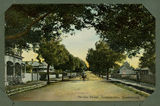 Picture relating to Toowoomba - titled 'Streetscape of the houses on Herries Street, Toowoomba'