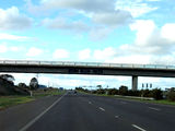 Picture relating to Princes Freeway - titled 'Princes Freeway at Lara '