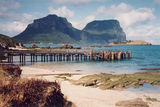 Picture of / about 'Lord Howe Island Weather Station' New South Wales - Lord Howe Island NSW 1996