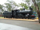 Picture of / about 'Nuriootpa' South Australia - RX Locomotive No. 217, Nuriootpa