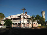 Picture relating to Jandowae - titled 'Jandowae - Club Hotel'