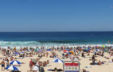 Picture relating to Bondi Beach - titled 'Bondi Beach  SYDNEY'