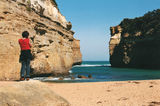 Picture of / about 'Loch Ard Gorge' Victoria - Loch Ard Gorge