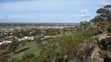 Picture relating to Scenic Hill - titled 'View over Griffith from Scenic Hill Walking Track'