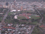 Picture relating to Adelaide - titled 'Aerial photo of Adelaide Oval'