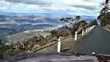 Picture relating to Mount Wellington - titled 'Road to the Summit of Mount Wellington'