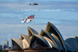 Picture relating to Sydney - titled 'Navy Centenary. Art photo.Sydney'