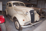 Picture relating to Tumby Bay - titled '1937 Chevrolet Car at Koppio MuseumTumby Bay'