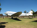 Picture relating to West Wyalong - titled 'DC3 / C47 Dakota aircraft'