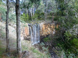 Picture relating to Trentham Falls - titled 'Trentham Falls'
