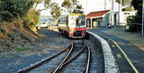 Picture relating to Stony Point - titled 'Stony Point Railway Station Vic'