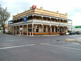 Picture relating to St Arnaud - titled 'Botanical Hotel St Arnaud'